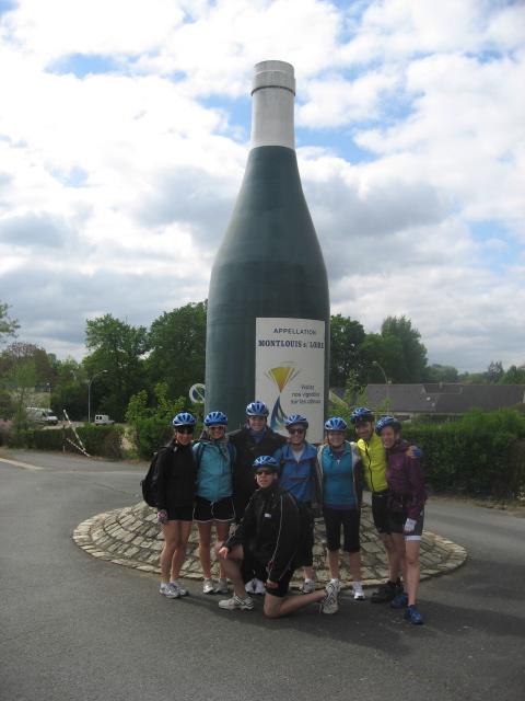 The 2011 Western student bike trip
