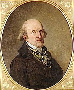 Clément de Ris, by Suvée