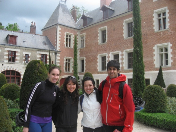 The University of Western Ontario 2010 student bike trip